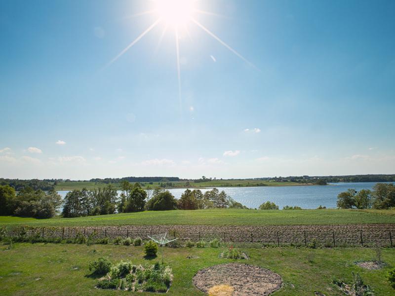 Agroturystyka nad jeziorem Ostróda